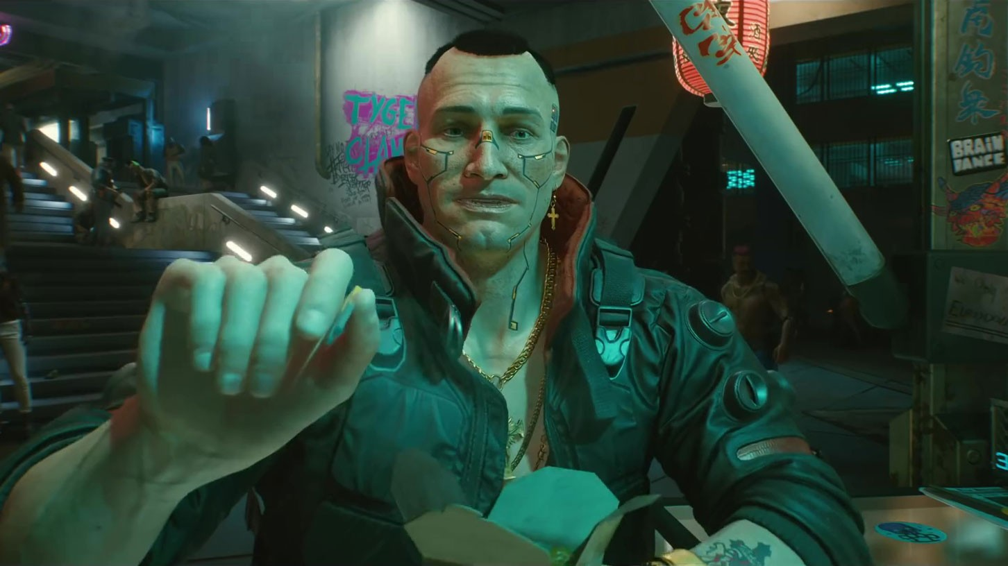 Jackie Welles Characters Cyberpunk Guide 2077
