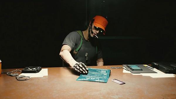 Кочевник - Основная работа - Cyberpunk Guide 2077